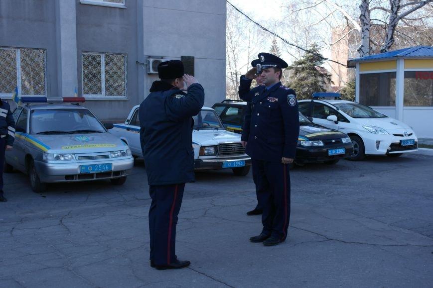 В Красноармейске показательный развод горотдела милиции станет традиционным (ФОТО, ВИДЕО) (фото) - фото 2