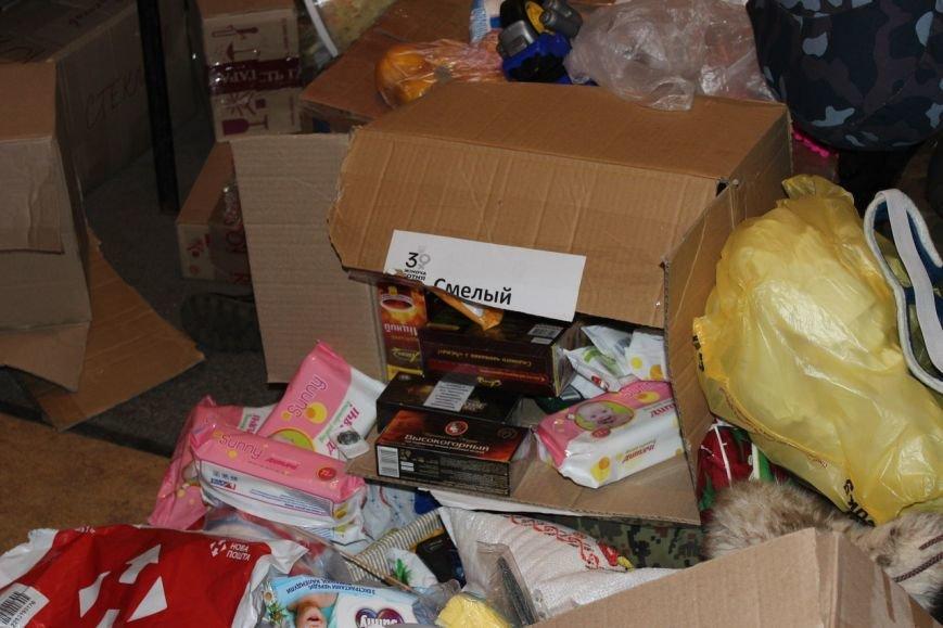 В Кривом Роге ограбили волонтерский штаб «39 Женской сотни»? (ФОТО) (фото) - фото 1