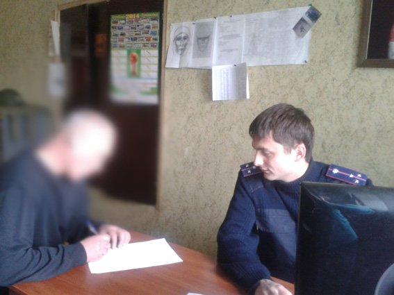 Харьковчанин напал с ножом на друга из-за того, что тот не хотел уходить домой (ФОТО) (фото) - фото 1
