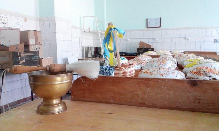 Запорожские студенты отправляют в АТО пасхальные куличи и ... своего повара (ФОТОРЕПОРТАЖ) (фото) - фото 5