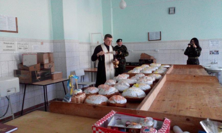 Запорожские студенты отправляют в АТО пасхальные куличи и ... своего повара (ФОТОРЕПОРТАЖ) (фото) - фото 4