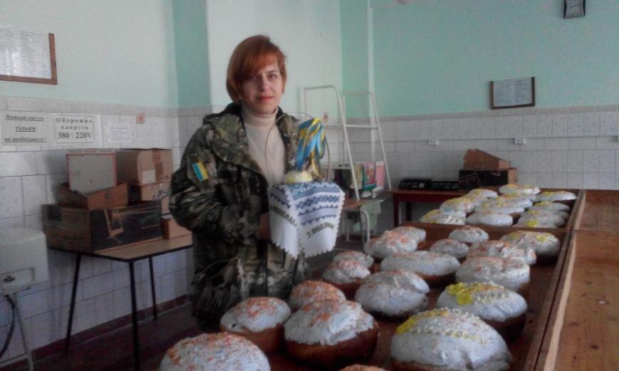 Запорожские студенты отправляют в АТО пасхальные куличи и ... своего повара (ФОТОРЕПОРТАЖ) (фото) - фото 1