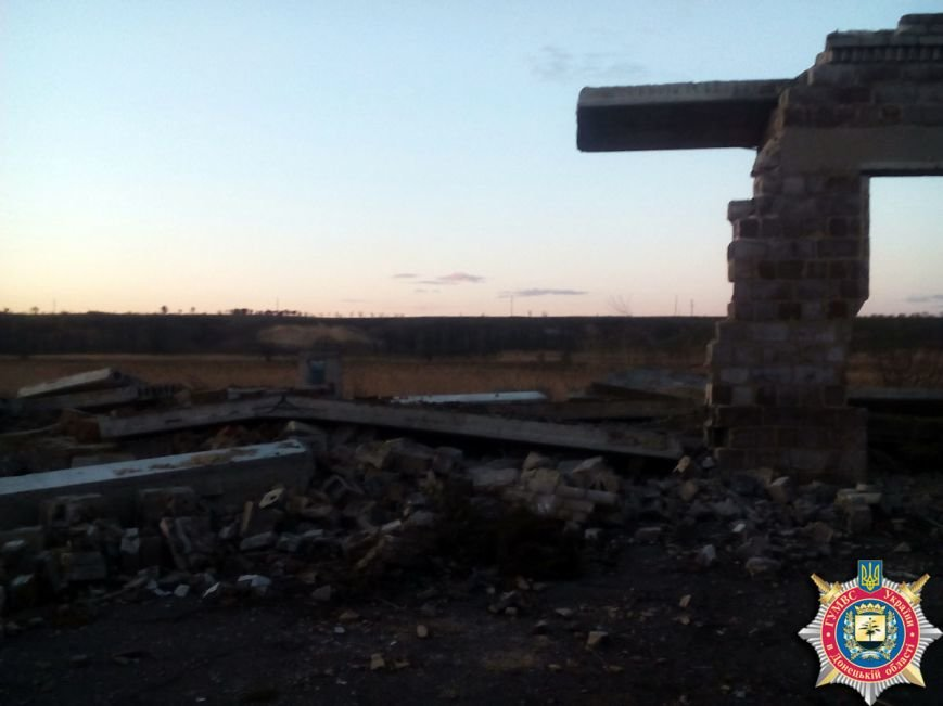 Марьинка погиб ребенок 10.04 2