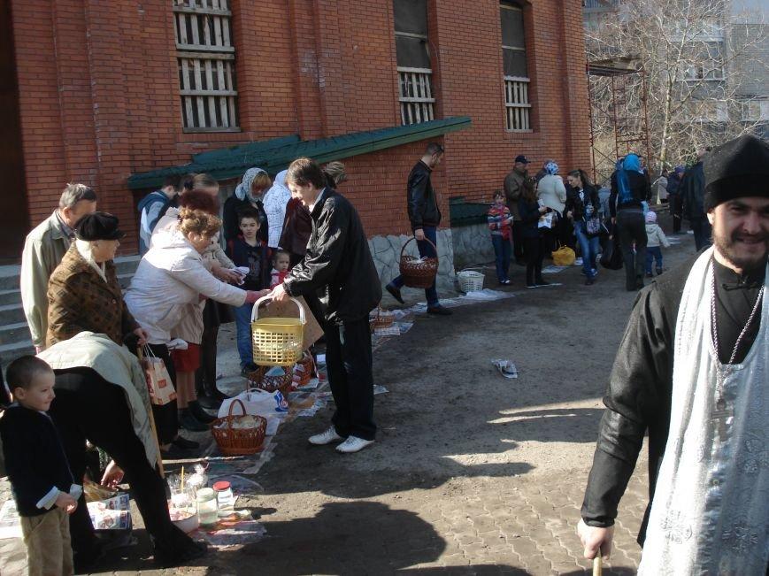 Как в Днепропетровске Пасху празднуют (ФОТОРЕПОРТАЖ) (фото) - фото 1