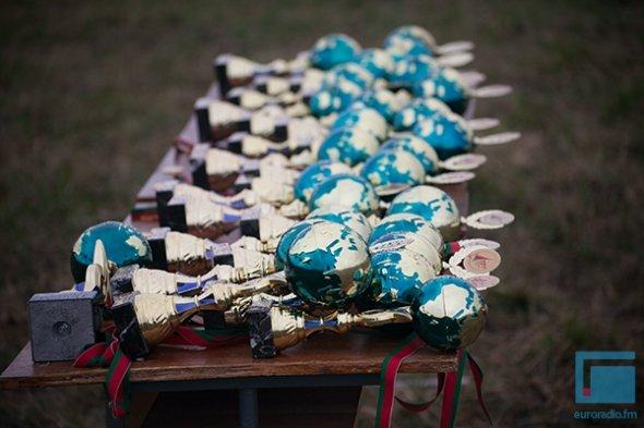 Под Гродно День Космонавтики отметили запуском самолетов и ракет (фото) - фото 6