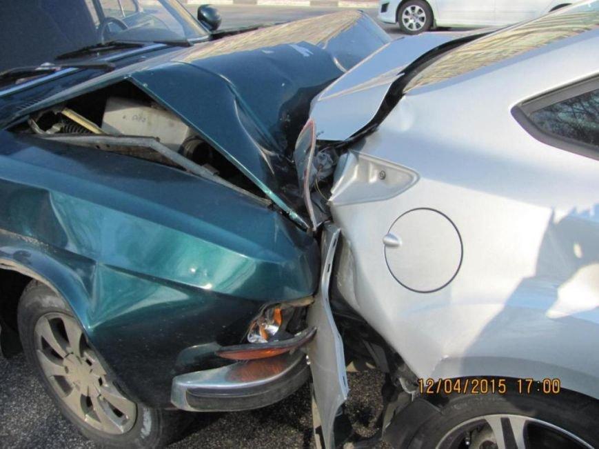 В Новооскольском районе в ДТП погиб пожилой водитель «копейки» (фото) - фото 1