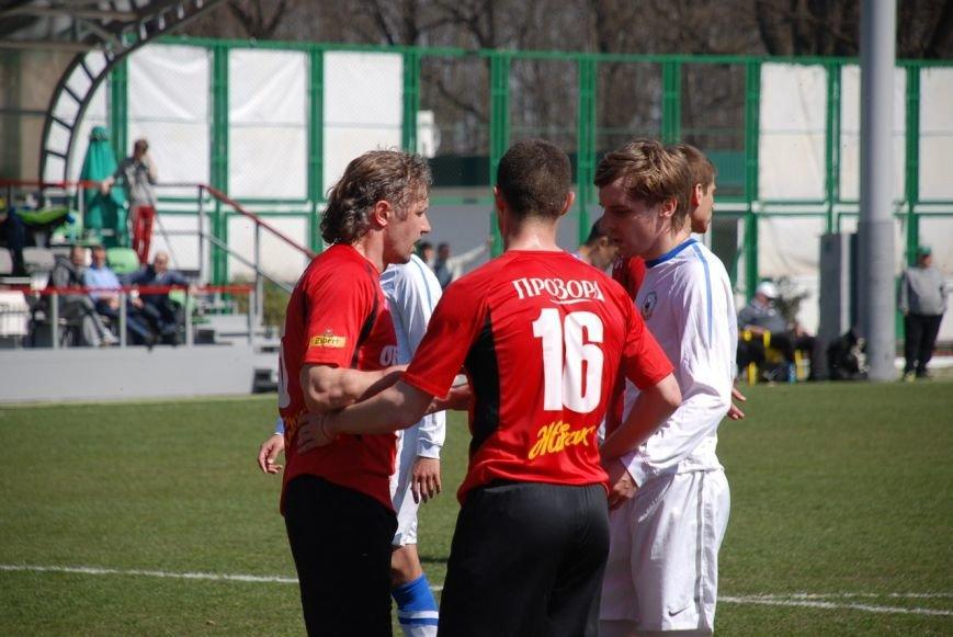 Черниговская «Десна» победила в товарищеском матче, фото-2