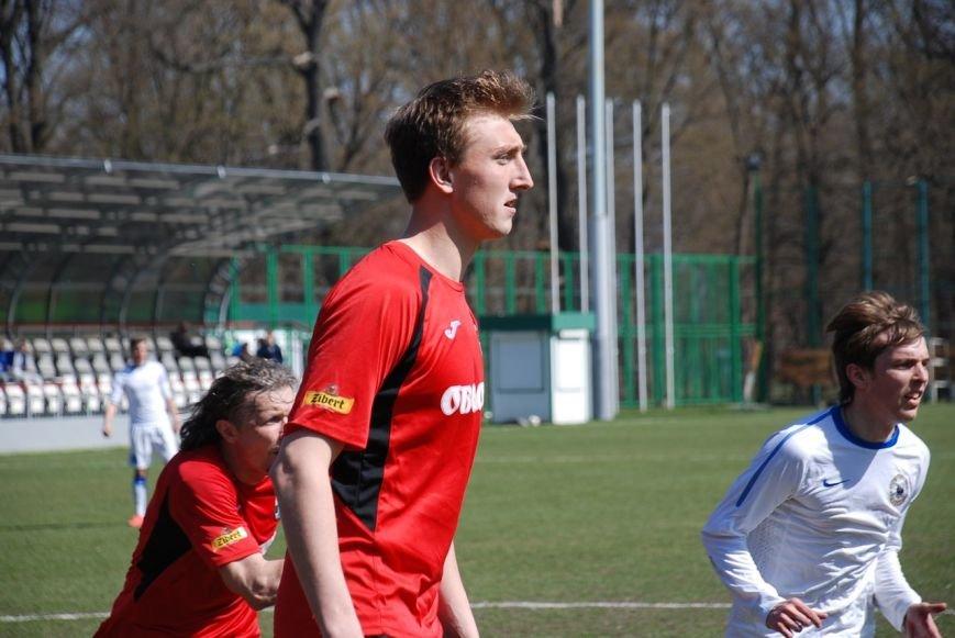 Черниговская «Десна» победила в товарищеском матче (фото) - фото 1