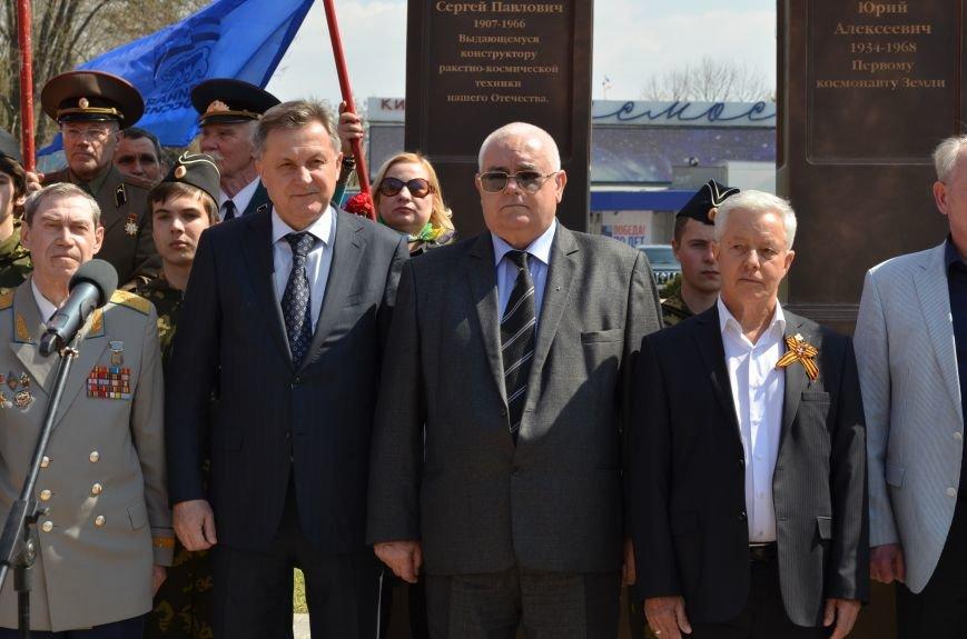 В Симферополе торжественно открыли два новых памятника (ФОТОРЕПОРТАЖ), фото-3