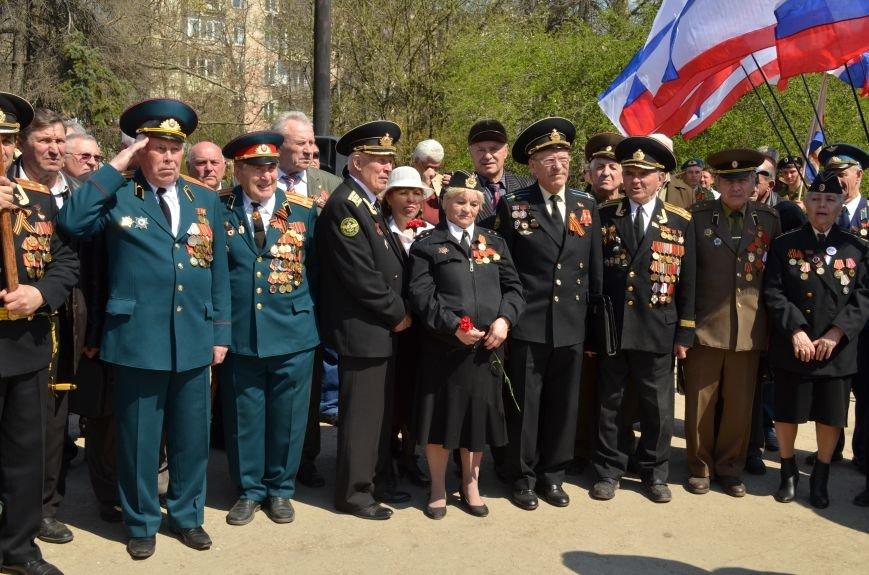 В Симферополе торжественно открыли два новых памятника (ФОТОРЕПОРТАЖ), фото-4