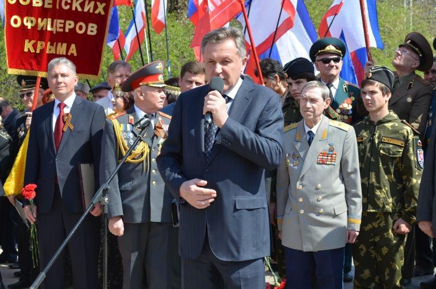 В Симферополе торжественно открыли два новых памятника (ФОТОРЕПОРТАЖ), фото-7