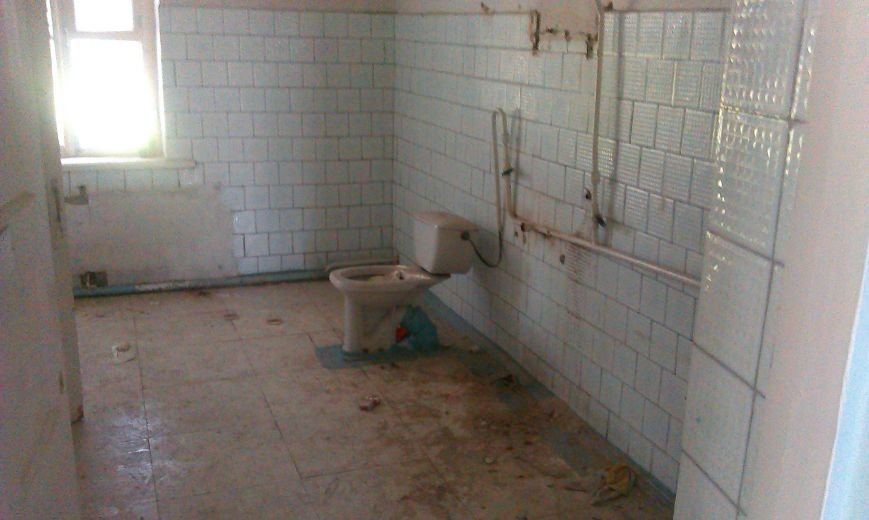 Во что превратилась Белицкая городская больница (фото) - фото 1