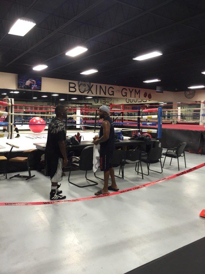 Тернопільський хлопець завітав на тренування Кличка в Маямі (фото) (фото) - фото 1