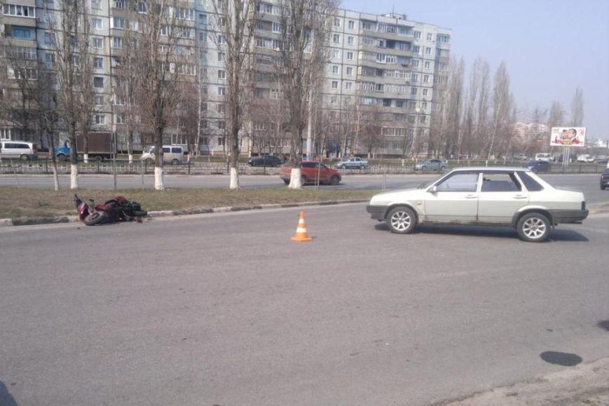 В Прохоровском районе погиб водитель «семёрки», вылетевшей в кювет (фото) - фото 1