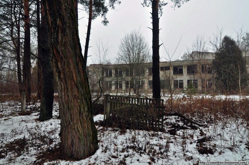 Блогеры посетили заброшенный город в Черниговской области (фото) - фото 2