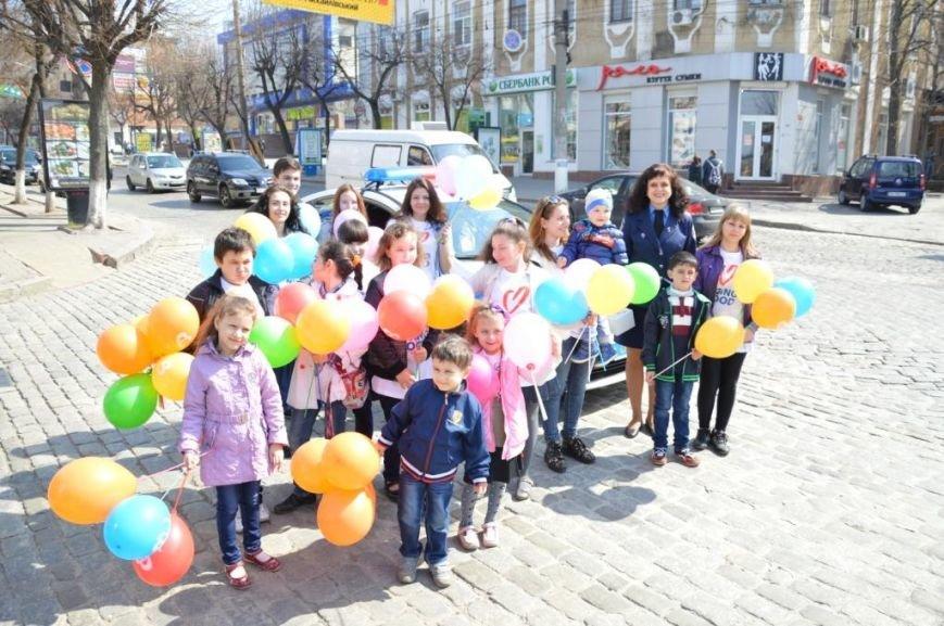 Державтоінспекція Кіровоградщини долучилась до всеукраїнського Тижня Добрих Справ, фото-1
