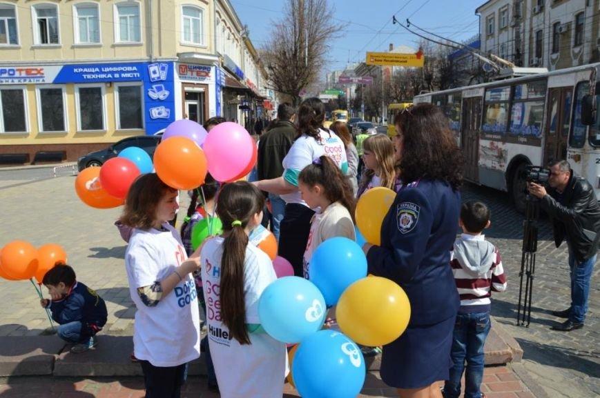 Державтоінспекція Кіровоградщини долучилась до всеукраїнського Тижня Добрих Справ, фото-6