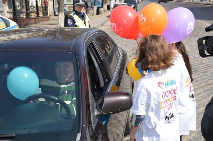 Державтоінспекція Кіровоградщини долучилась до всеукраїнського Тижня Добрих Справ, фото-7