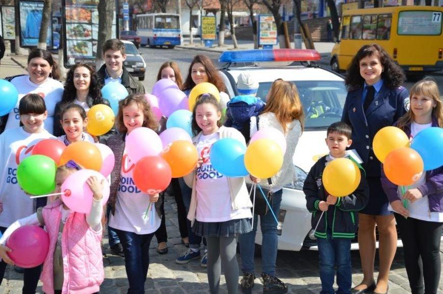 Державтоінспекція Кіровоградщини долучилась до всеукраїнського Тижня Добрих Справ, фото-2