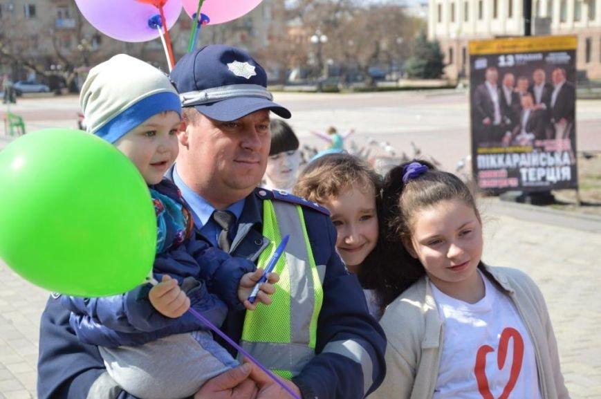 Державтоінспекція Кіровоградщини долучилась до всеукраїнського Тижня Добрих Справ, фото-4