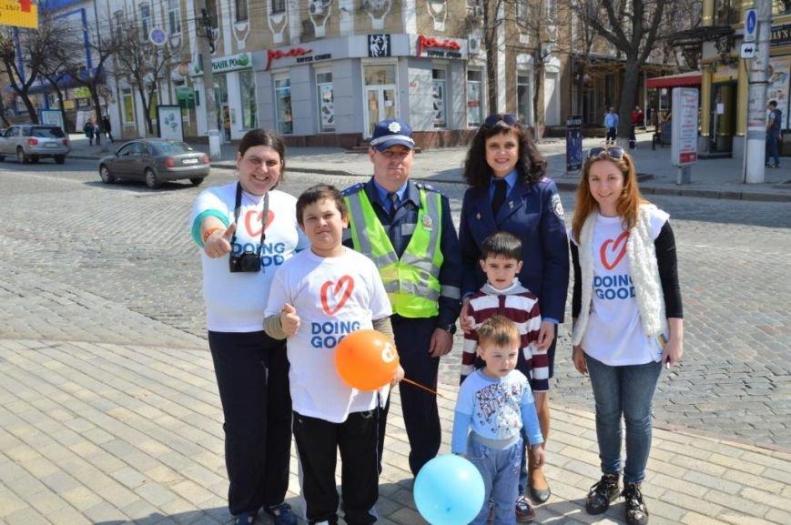 Державтоінспекція Кіровоградщини долучилась до всеукраїнського Тижня Добрих Справ, фото-10