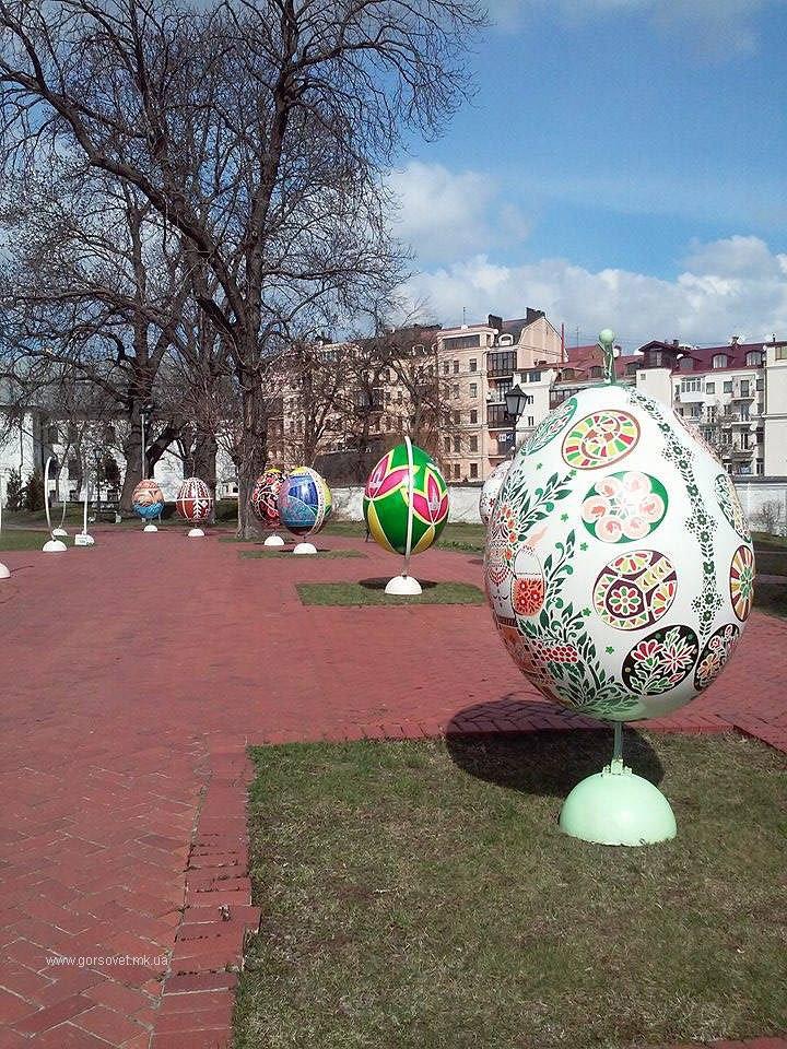 Николаевские мастерицы представили город на фестивале «Писанка 2015» (ФОТО) (фото) - фото 1