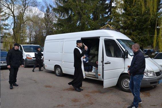 Львівські правоохоронці черговий раз виїхали в зону АТО захищати Україну від окупантів (ФОТОРЕПОРТАЖ) (фото) - фото 1