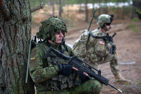 В Литве проходят военные учения с НАТО: впервые испытывают Paladin (фото) - фото 3
