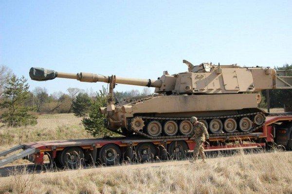 В Литве проходят военные учения с НАТО: впервые испытывают Paladin (фото) - фото 1