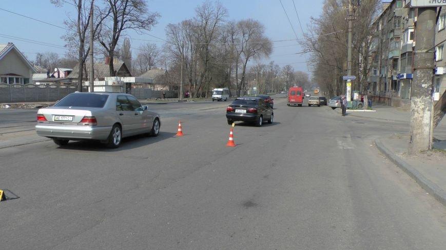 В аварии в Днепропетровске погиб ребенок (ФОТО) (фото) - фото 1
