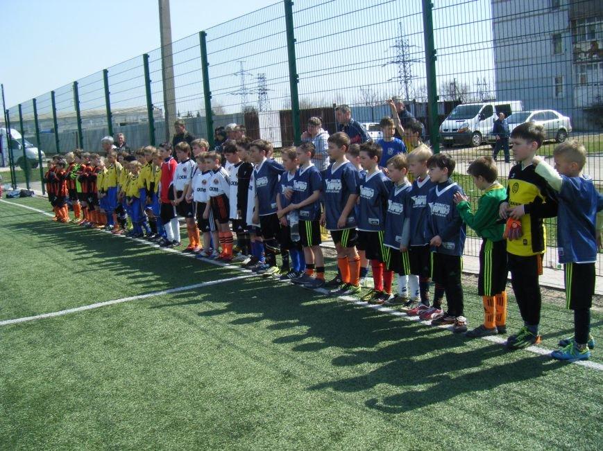 Димитровские юные футболисты привезли кубок турнира за 3-е место (ФОТО) (фото) - фото 3