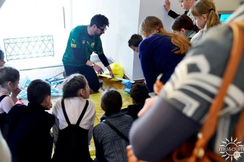В Художественной галерее Полоцка начались музейно-педагогические занятия, фото-2