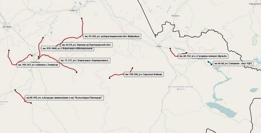 Схема ремонта дорог с сайта Zakon.kz