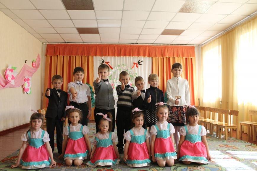 Маленькие музыканты Белицкого посетили с концертом Новодонецкое, фото-11