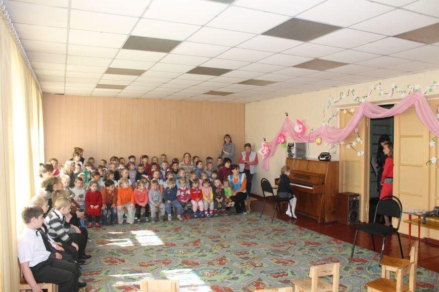 Маленькие музыканты Белицкого посетили с концертом Новодонецкое, фото-5