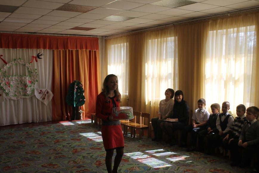 Маленькие музыканты Белицкого посетили с концертом Новодонецкое, фото-9
