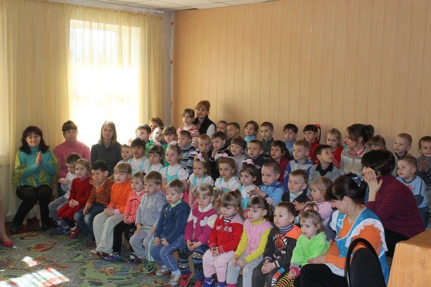 Маленькие музыканты Белицкого посетили с концертом Новодонецкое, фото-4