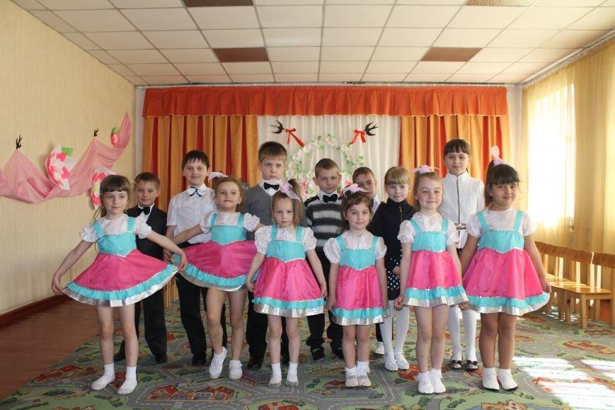 Маленькие музыканты Белицкого посетили с концертом Новодонецкое, фото-12