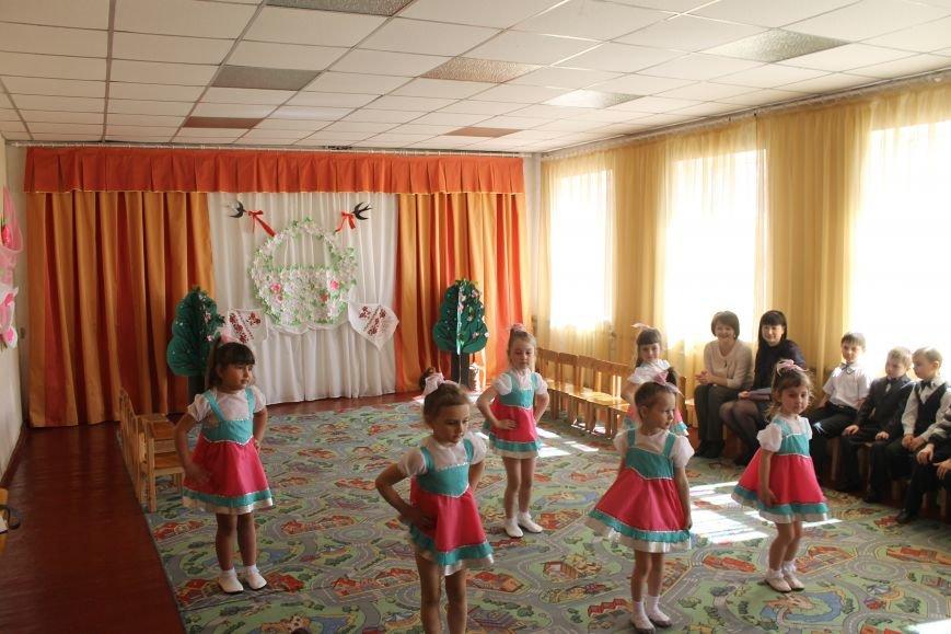 Маленькие музыканты Белицкого посетили с концертом Новодонецкое, фото-8