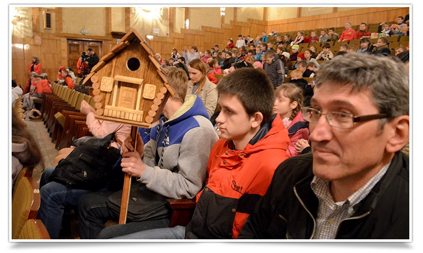 В Славянске прошёл конкурс скворечников (фото) - фото 3