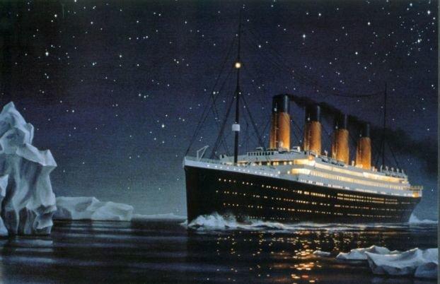 103 года назад затонул «Титаник» (фото) - фото 1