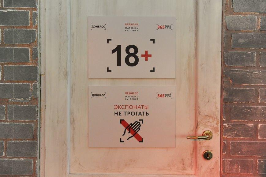 В Москве открылась скандальная выставка, посвященная годовщине войны на Донбассе (фото) - фото 15