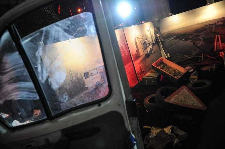 В Москве открылась скандальная выставка, посвященная годовщине войны на Донбассе (фото) - фото 6