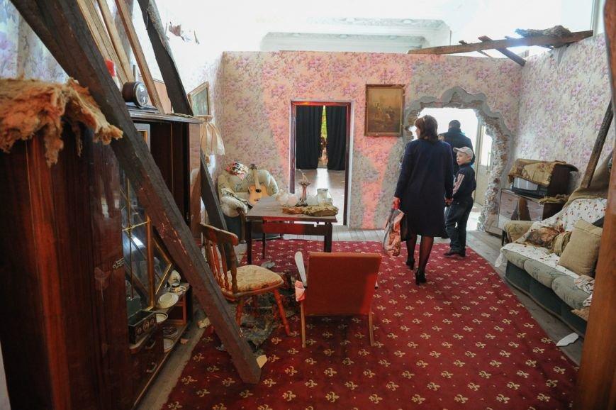 В Москве открылась скандальная выставка, посвященная годовщине войны на Донбассе (фото) - фото 11
