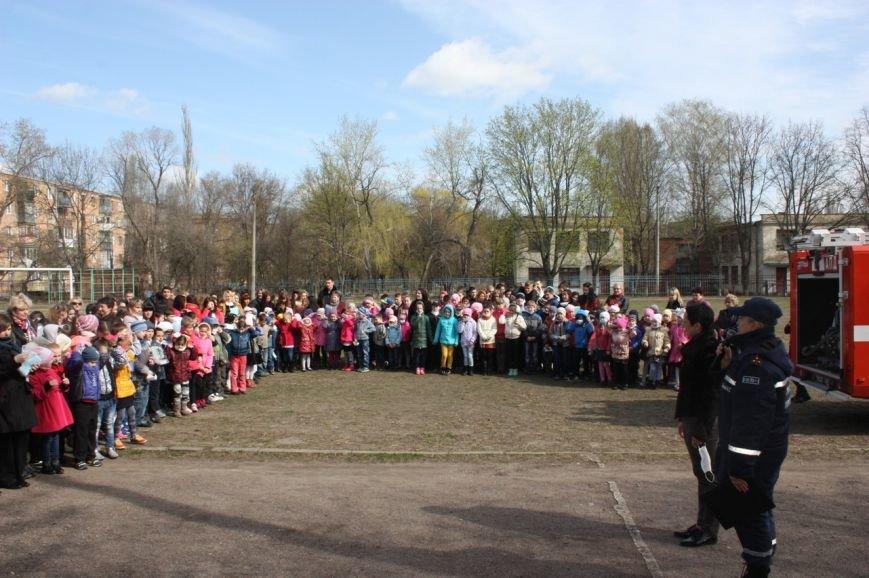 Тиждень знань безпеки життєдіяльності триває у школах Кіровограда, фото-2