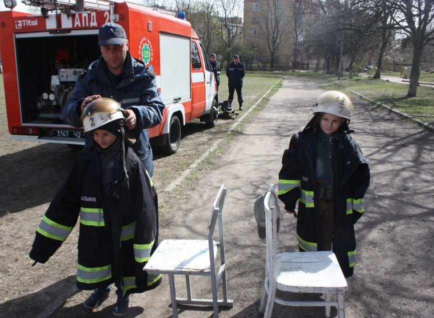Тиждень знань безпеки життєдіяльності триває у школах Кіровограда, фото-4