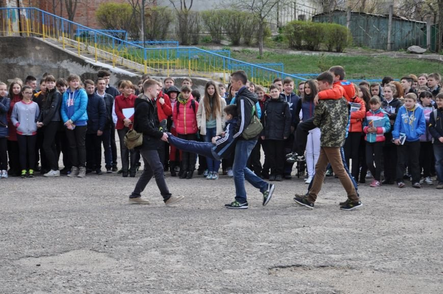 Тиждень знань безпеки життєдіяльності триває у школах Кіровограда, фото-1