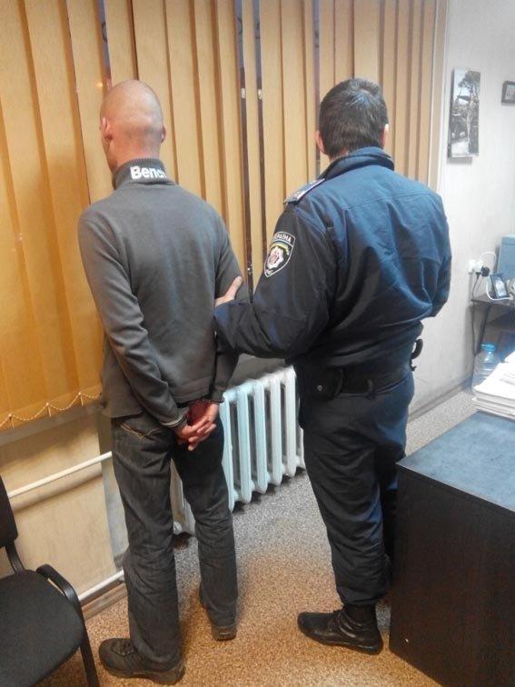 В Харькове задержали одного из участников штурма обладминистрации (фото) - фото 1