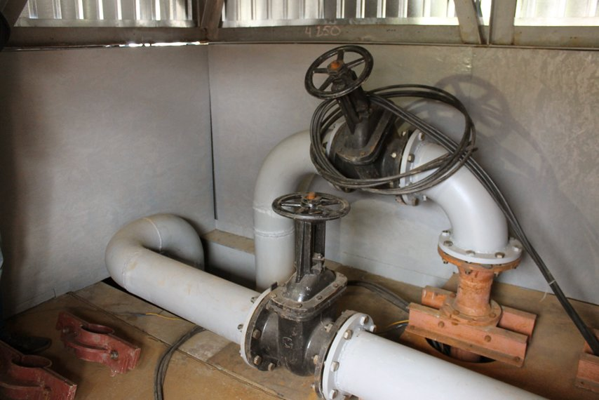 Журналисты 06277 оценили систему водоснабжения города Белицкое и Водянское, фото-9