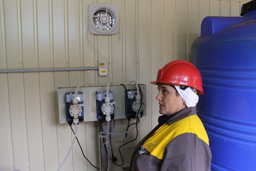 Журналисты 06277 оценили систему водоснабжения города Белицкое и Водянское, фото-6